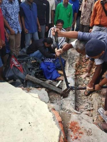 Pagar SDN 141 Pekanbaru Roboh, Pemprov Riau Berduka, Sekdaprov Minta Daerah Perhatikan Bangunan Sekolah
