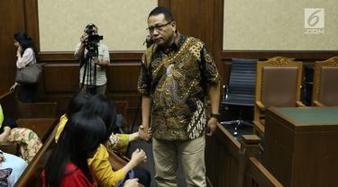 Korupsi Dana Pembangunan Kampus IPDN Bukittinggi, Mantan Pejabat Kemendagri Divonis 4 Tahun Penjara