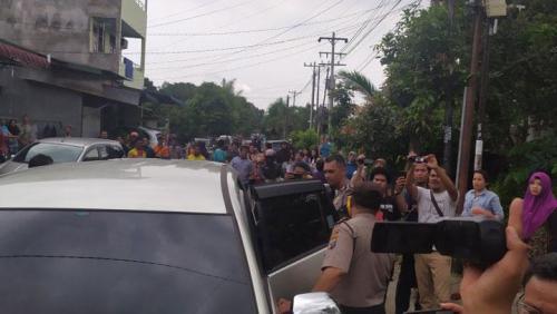 Pasca Ledakan Bom di Mapolrestabes Medan, Polisi Buru Seorang Pimpinan Pengajian