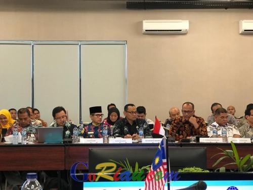 Akhir 2019, Malaysia dan Indonesia MoU RoRo Dumai - Malaka