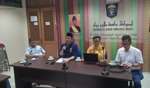 Tim Tanjak Undang LAMR Kumpulkan Data Masyarakat Hukum Adat di Riau