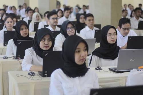 Seleksi CPNS, 8 Instansi Rekrut Disabilitas, Termasuk Pemprov Riau, Ini Rincian Formasinya