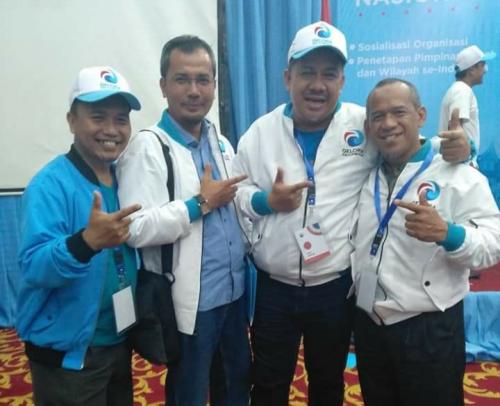 Jadi Sekum DPW Partai Gelora, Iskandar Ikut Bertarung Pilkada Kepulauan Meranti