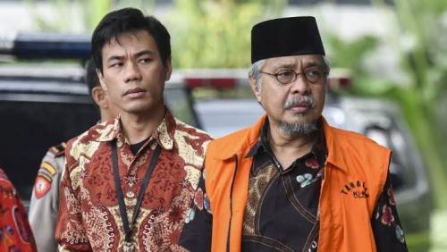 Kasasi Pasca Pensiunnya Artidjo, Hukuman Mantan Gubernur Sultra Dikurangi MA, KPK Mengaku Kaget