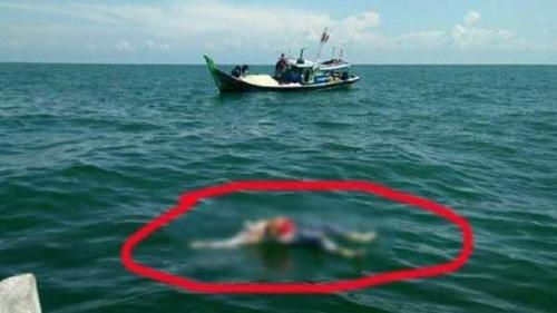 Sisa 5 Jenazah TKI Tenggelam di Selat Malaka Belum Ditemukan