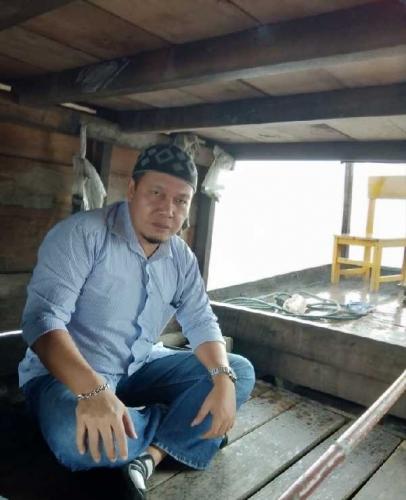 Nazaruddin Arnazh Dorong Pemkab Prioritaskan Pembangunan Jalan Kuala Panduk - Pangkalan Terap