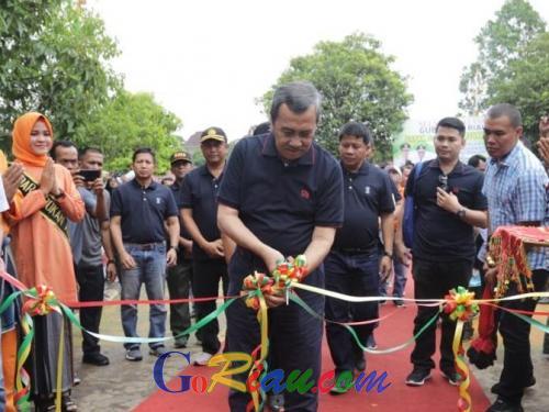 Gubri Syamsuar Ingatkan Setiap Daerah di Riau Wajib Miliki 30 Persen Hutan Kota