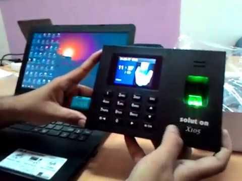 Tingkatkan Disiplin Pegawai, Pemkab Pelalawan Terapkan Fingerprint 3 Kali
