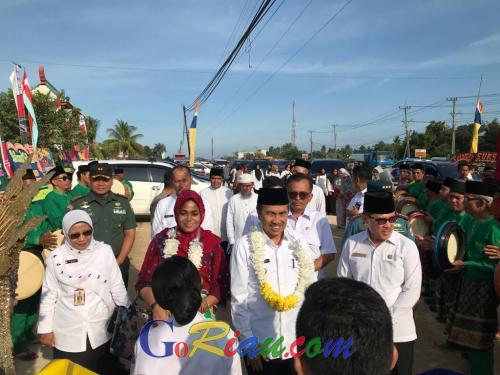 Gubernur Riau Syamsuar akan Resmikan 4 Puskesmas di Kota Dumai Sore Ini