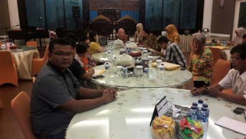 DPD Projo Riau Gagas Aksi Sosial Bantuan Banjir dengan Berbagai Lembaga