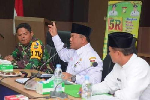 475.435 Pemilik Suara di Kampar Diharapkan Gunakan Hak Pilih 17 April 2019