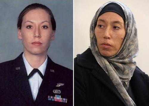 Monica Elfriede Witt, Agen Kontra Intelijen Angkatan Udara AS yang Jadi Mualaf dan Dituduh Membelot ke Iran