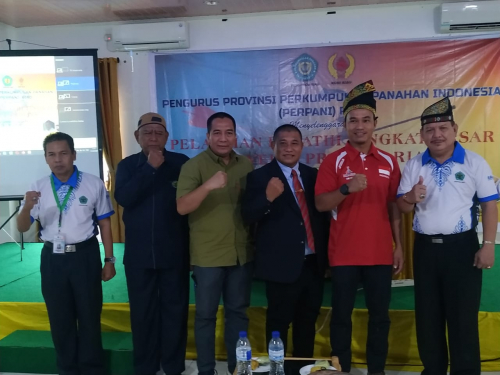 Tingkatkan Kemampuan Dasar Pelatih Panahan, Pengprov Perpani Riau Taja Pelatihan