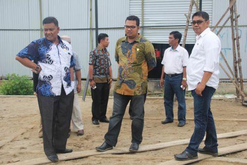 Komisi III DPRD Inhil Panggil Manager Rayon dan Sidak PLTD Parit 4 Tembilahan