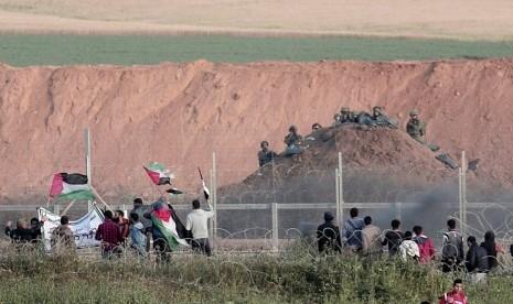 Dua Pekan Setelah Tulis Doa di Facebook, Wartawan Palestina Ditembak Militer Israel Tepat di Bagian Jantung