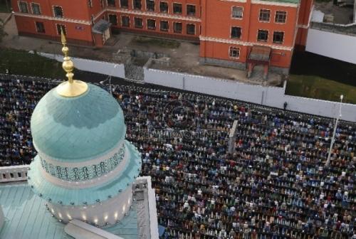 Umat Islam Akan Menjadi Mayoritas di Rusia