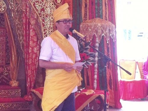 Kunker ke Rohil, Syamsuar: Pemprov Riau Komit Bantu Kabupaten dan Kota