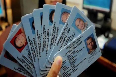 Blangko e-KTP di Disdukcapil Pelalawan Masih untuk Sebulan