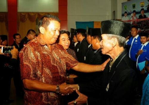 Dihadiri Wakil Bupati Padang Pariaman, DPD PKDP Inhu Dikukuhkan, Berikut Struktur Kepengurusannya..