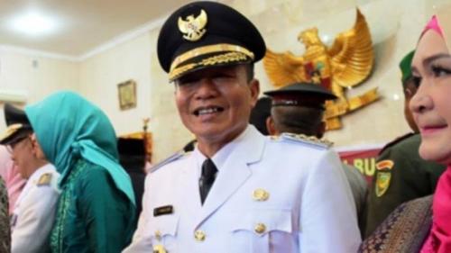 KPK OTT Bupati di Sumatera Selasa Malam