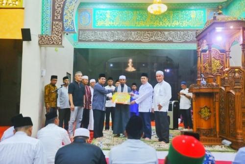 Gubri Safari Ramadhan di Masjid Agung Darul Ulum Selatpanjang