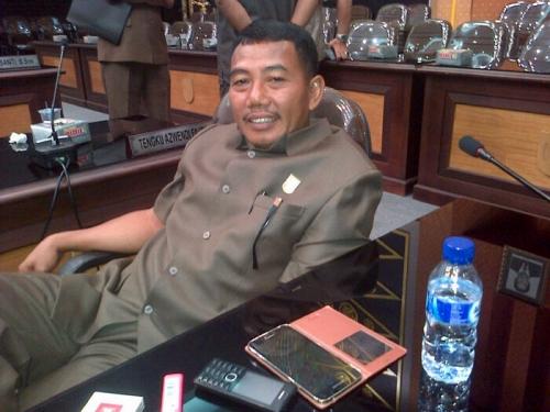 Satker Absen, Rapat Paripurna DPRD Kota Pekanbaru Tertunda Hingga Siang Ini
