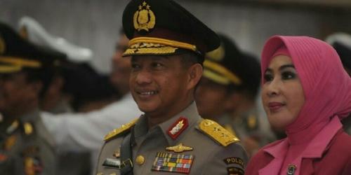 Jokowi Ajukan Komjen Tito Karnavian Calon Tunggal Kapolri
