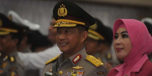 Ini Sosok Tito Karnavian, Calon Kapolri Pilihan Jokowi yang Pernah Tangkap Tommy Soeharto