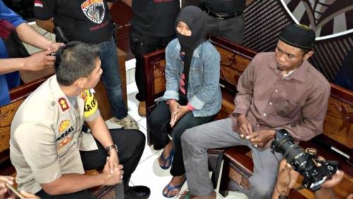 Kasus Suami Gadaikan Istri Rp250 Juta, Lasmi Ternyata Bukan Istri Sah Hori, Pelaku Juga Pernah Jual Anaknya Rp500 Ribu