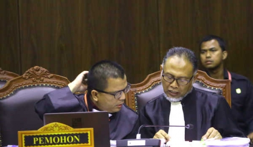 Denny: Yang Dihadapi Prabowo-Sandi Bukan Paslon 01, tapi Presiden RI yang Menyalahgunakan Kekuasaan