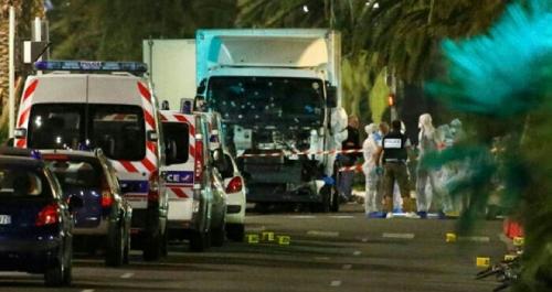 Horor di Nice-Prancis, Truk Pembunuh 75 Orang Dipenuhi Senjata