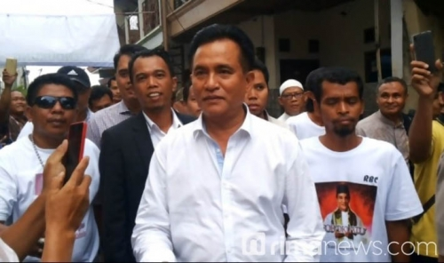 Yusril: Pemerintah Izinkan 10 Juta Pekerja China Masuk Indonesia, Itu Kesalahan Besar!