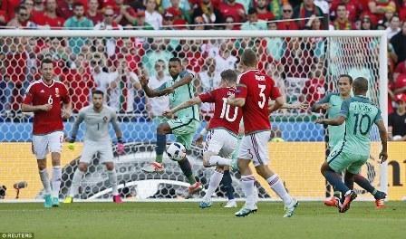 Gelandang Gaek Ini Kalahkan Cristiano Ronaldo Dalam Pemilihan Gol Terbaik Euro 2016