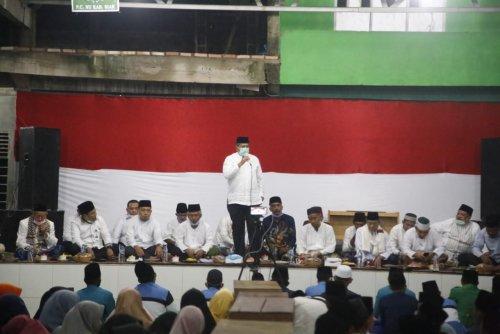 Penggunaan 3 Ruangan di MAN Ponpes Riyadus Sholihin Bantuan Bank Riau Kepri Diresmikan Bupati Siak Alfedri
