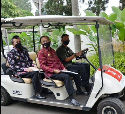 Bahas Percepatan Penyerapan APBD, Gubri Rapat bersama Presiden dan Gubernur se Indonesia