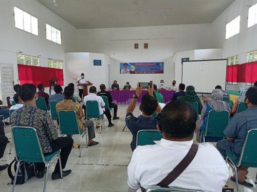 Petani Harus Terapkan Sapta Usaha Tani, Alfedri: Produksi Pertanian Tidak Boleh Menurun Saat Pandemi Covid-19