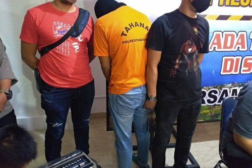 Bertugas Menjemput ke Bandara, R Dijadikan Tersangka, Artis FTV HH Masih Saksi