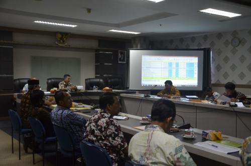Per 31 Juli 2019, Realisasi APBD Bengkalis Masih di Bawah 50%