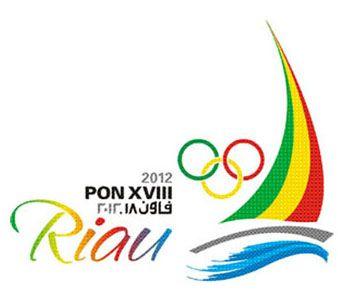Arti Logo dan Maskot PON XVIII Riau