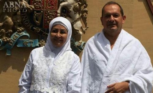 Duta Besar Inggris untuk Arab Saudi Masuk Islam bersama Istri dan Langsung Naik Haji