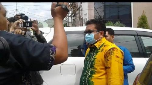 KPK Kembali Tangkap Ketua DPRD Kamis Malam