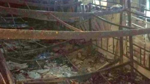 Pondok Pesantren Terbakar, Jenazah Puluhan Santri Ditemukan Berhimpitan