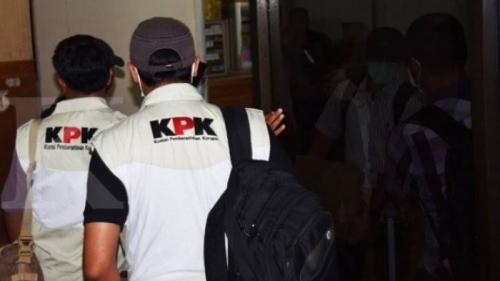 KPK OTT 10 Orang di Bekasi, Barang Bukti Rp1 Miliar