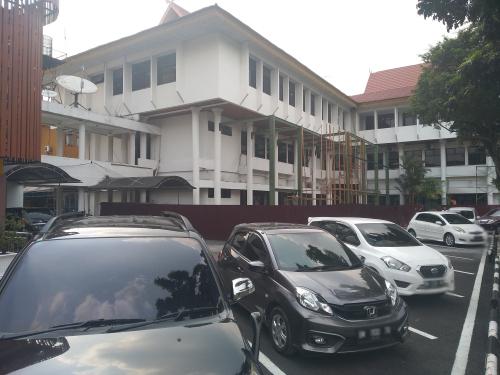 Awal Tahun 2020, Disdukcapil Tempati Gedung Baru MPP Pekanbaru