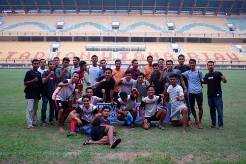 Meski Tak Pernah Kalah, Kuansing United Gagal Melaju ke Liga 3 Zona Sumatera