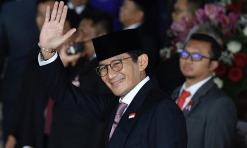 Menolak Jadi Menteri Kabinet Jokowi, Ini Alasan Sandiaga Uno