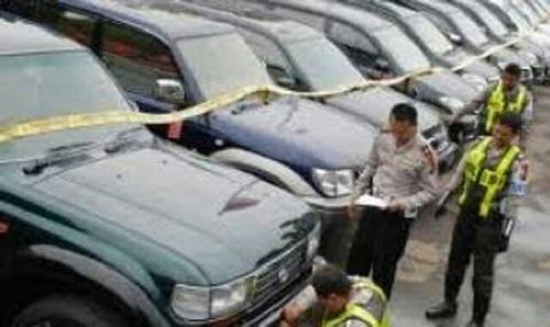Wakapolsek Miliki 2 Mobil Bodong, Diduga Hasil Kejahatan