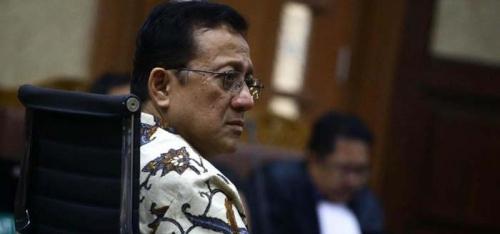 KPK Buka Sadapan Irman Gusman dengan Dirut Bulog, Begini Isi Percakapannya...
