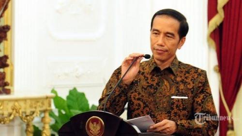 Terkait Proses Hukum di KPK, Jokowi Minta Setya Novanto Patuhi UU