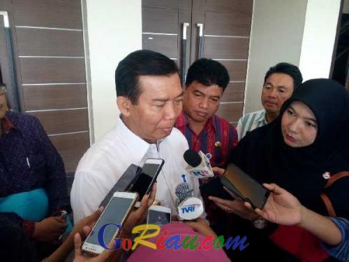 Banjir, Ini Jawaban Walikota Pekanbaru
